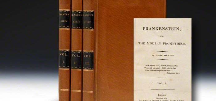 Frankenstein_First_Edition