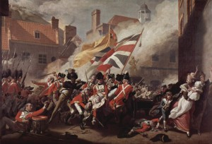 death_of_major_peirson_battle_of_jersey