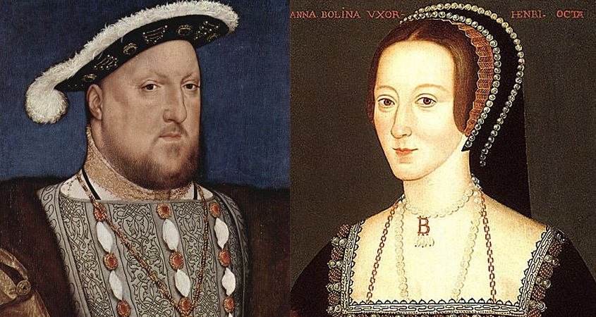 the relationship between henry viii and anne boleyn