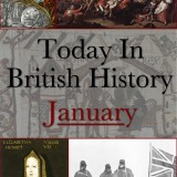 Read more about Edmund Burke in the January edition of Today In British History.