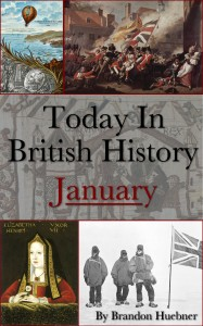 Read about the Gunpowder Plot and the execution of Guy Fawkes in the January edition of Today In British History.