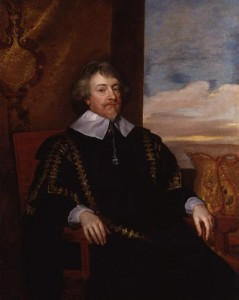 Portrait of John Finch, 1st Baron Finch by Anthony van Dyck. (circa 1640)